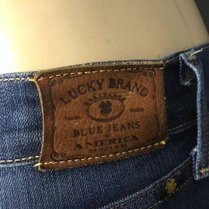 Lucky Brand Jeans - Lucky Brand Sofia Straight Jean Size 2/26